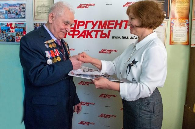 Сергей Петрович Серебряков