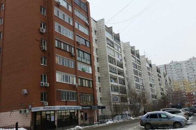 Дом по ул.Матросова, Тюмень.