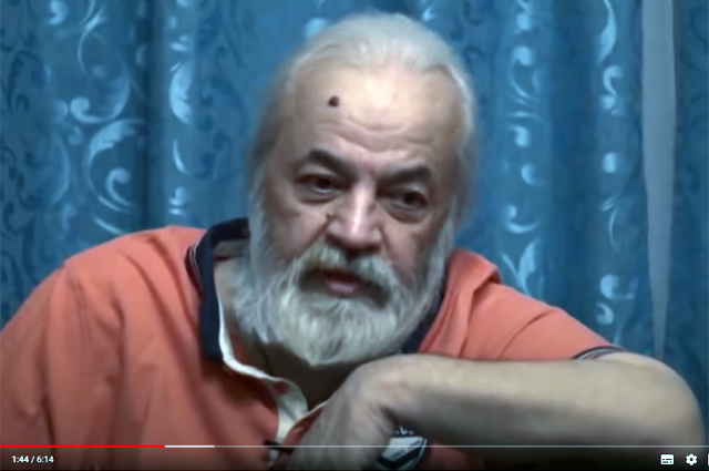 Олег Парастаев.