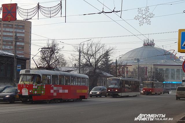 ДТП на Советской.