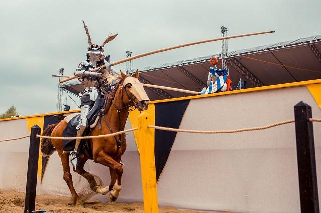 Фото: Андрей Бойков/Агентство  исторических проектов «Ратоборцы».