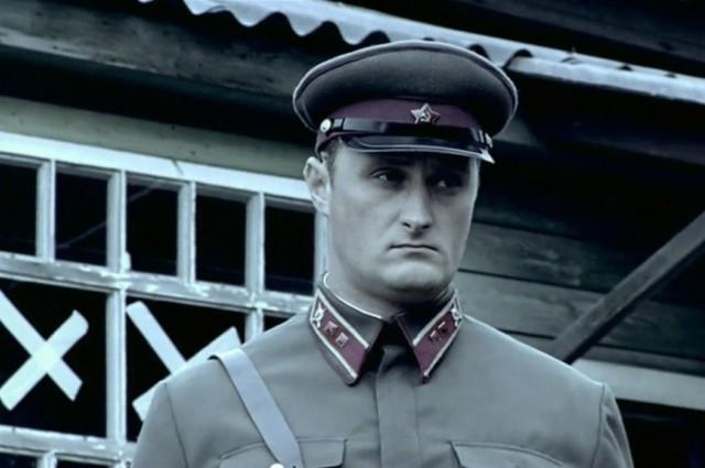 В фильме про разведчиков Зибров проводил допрос.