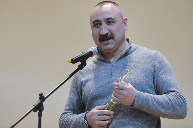 Александр Лебзяк.