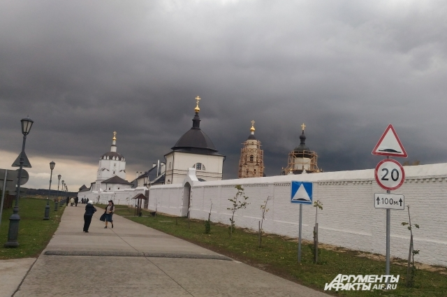 Богородицко-Успенский монастырь.
