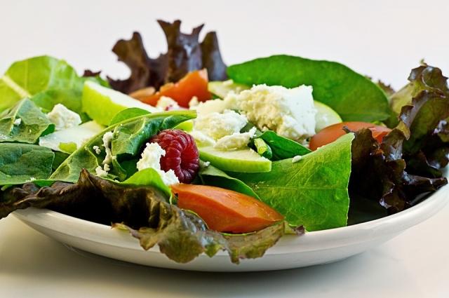 Авокадо часто используется в вегетарианской кухне/