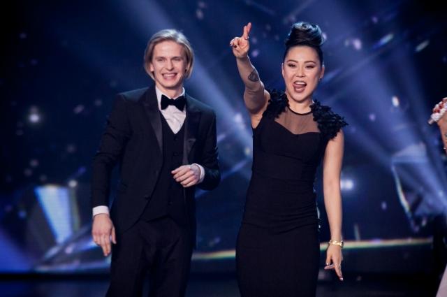 Кстати, если бы победительницей шоу стала Баина, то денежные приз она бы потратила на жилье в Москве.