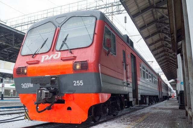 6 миллионов пассажиров перевезли электрички в Красноярском крае за 2017