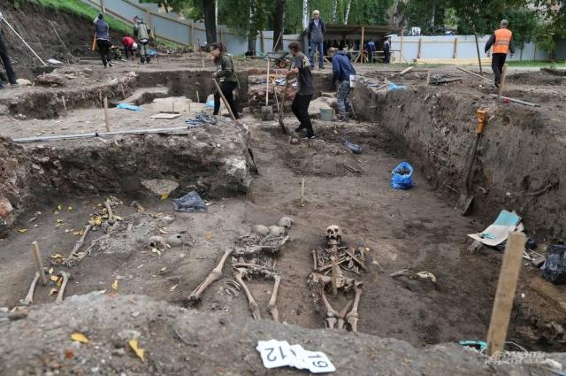 Нижегородским историкам предстоит исследовать артефакты XVII века.