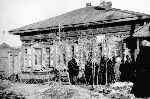 Музей В. В. Куйбышева, 1965 год.