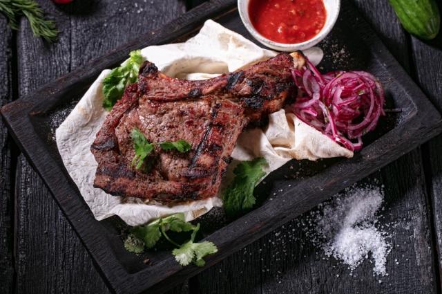 Чалагач из свинины по-армянски