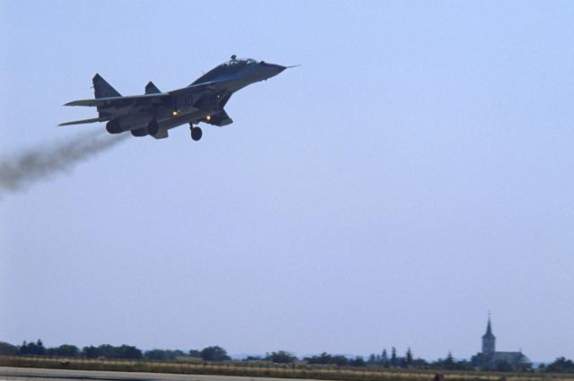 МиГ-29.