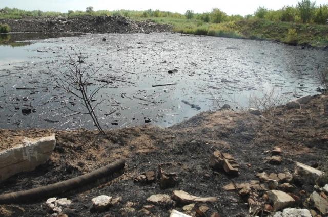 Несколько лет работы очистных сооружений не смогли справиться с загрязнением.