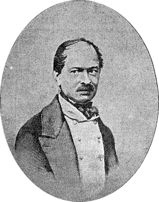 Павел Федотов, 1850-е гг.