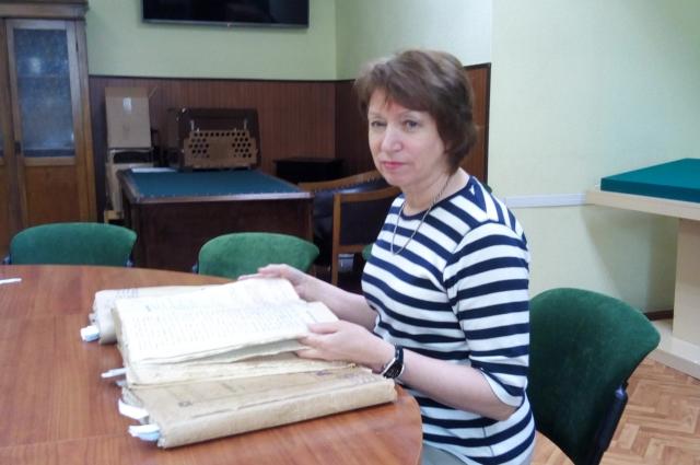 Елена Рохацевич изучила сотни следственных дел.