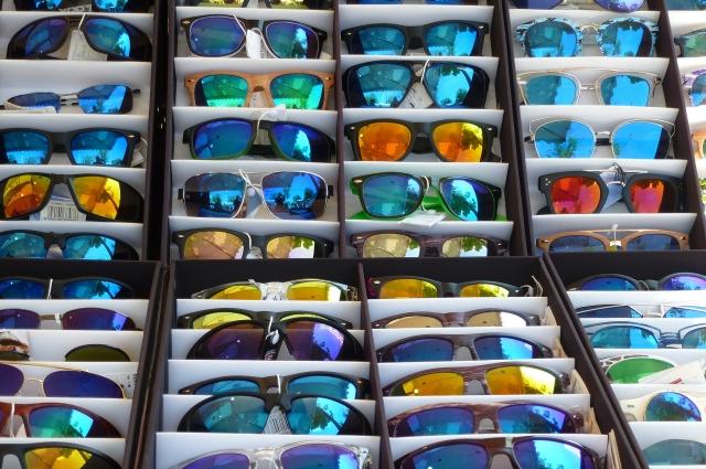 Выбрать очки можно на любой вкус и кошелек.
