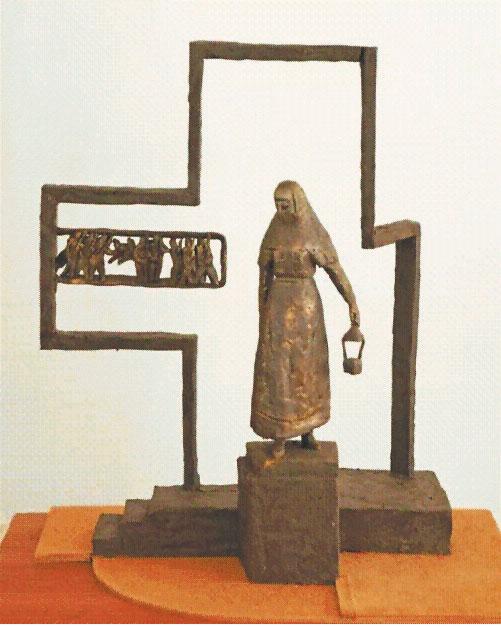 Этот проект памятника кировчанам, павшим в Первую мировую, получил одобрительные отзывы совета.
