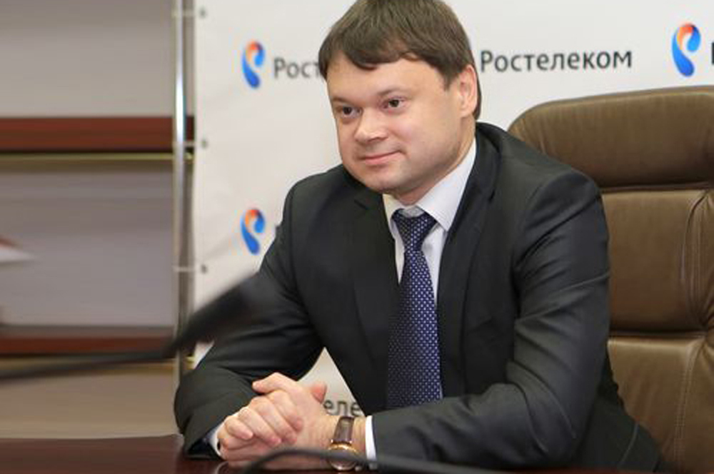 Директор МРФ «Центр» Александр Абрамков