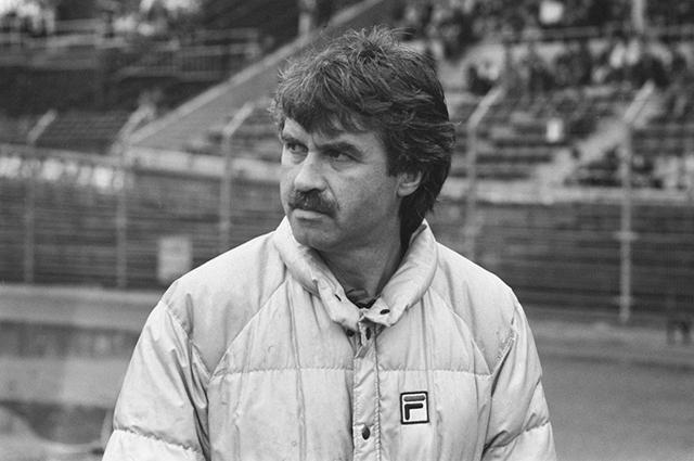 Гус Хиддинк, 1988 г.