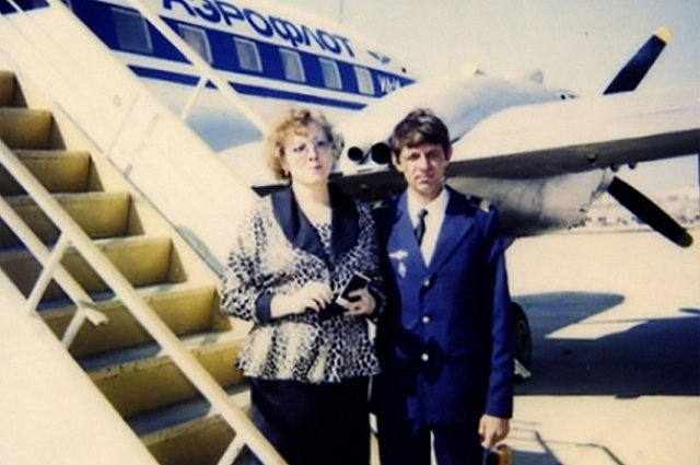 Поддубный спас самолёт от распила 24 года назад.