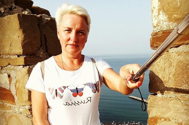 Ольга была активным и жизнерадостным человеком.