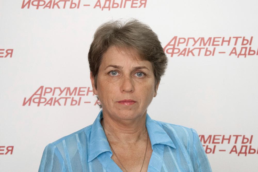 Лариса Страшко.