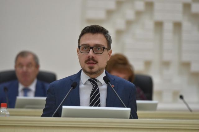 Михаил Хомич.