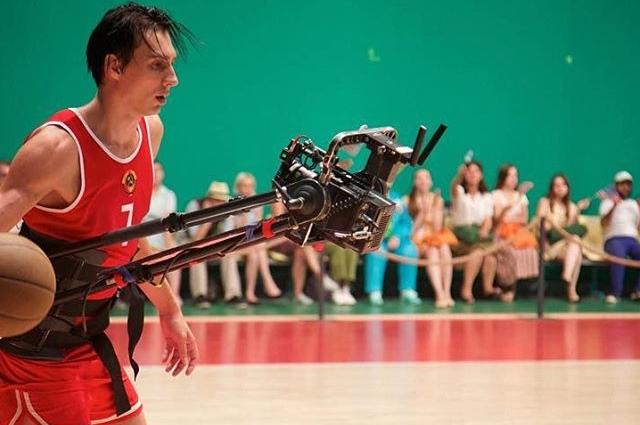 Александр единственный актер, который снимался с бодимаунтом. Фото: