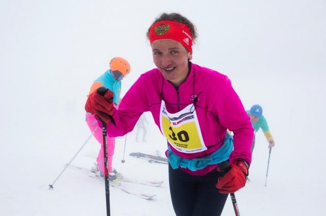161,2 км – самая длинная дистанция спортсменки.