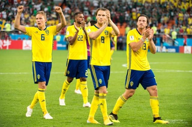 Сборная Швеции играла в финале в 1958 году.