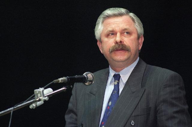 Александр Руцкой. 1994 г.