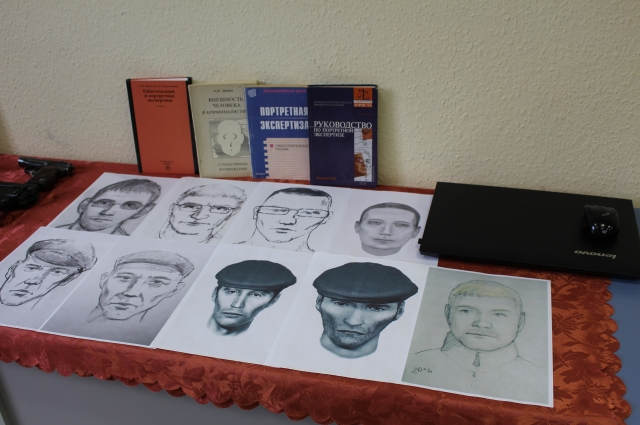 Чтобы составить портрет предполагаемого преступника, нужно чтобы потерпевший или свидетель смог хорошо описать его.