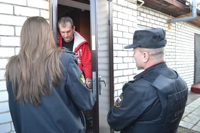 В Барнауле провели рейд по должникам за электроэнергию