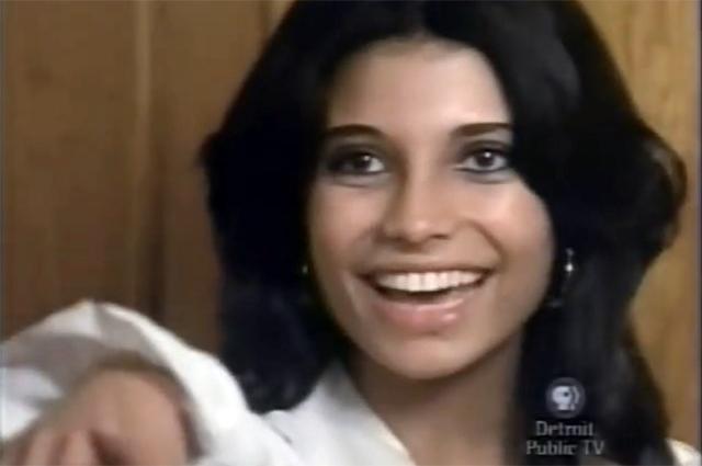 «Смерть принцессы», 1980 г. В роли принцессы Мишааль египетская актриса Савсан Бадр.