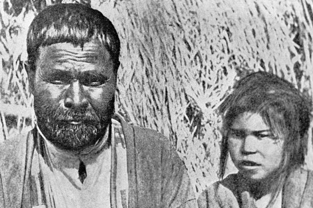 Айны - коренной народ Курильских островов.
