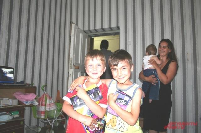 В студенческих общежитиях Ростова-на-Дону украинские дети чувствуют себя в безопасности