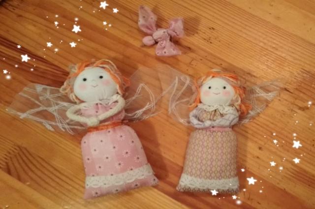В мечтах сделать куклу-образ Пскова