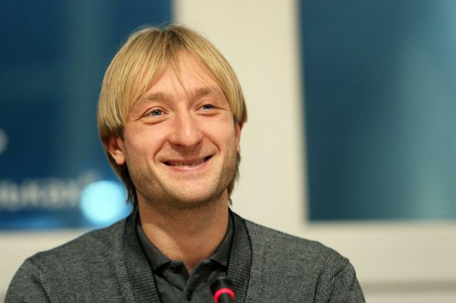 Плющенко перешел на тренерскую работу.
