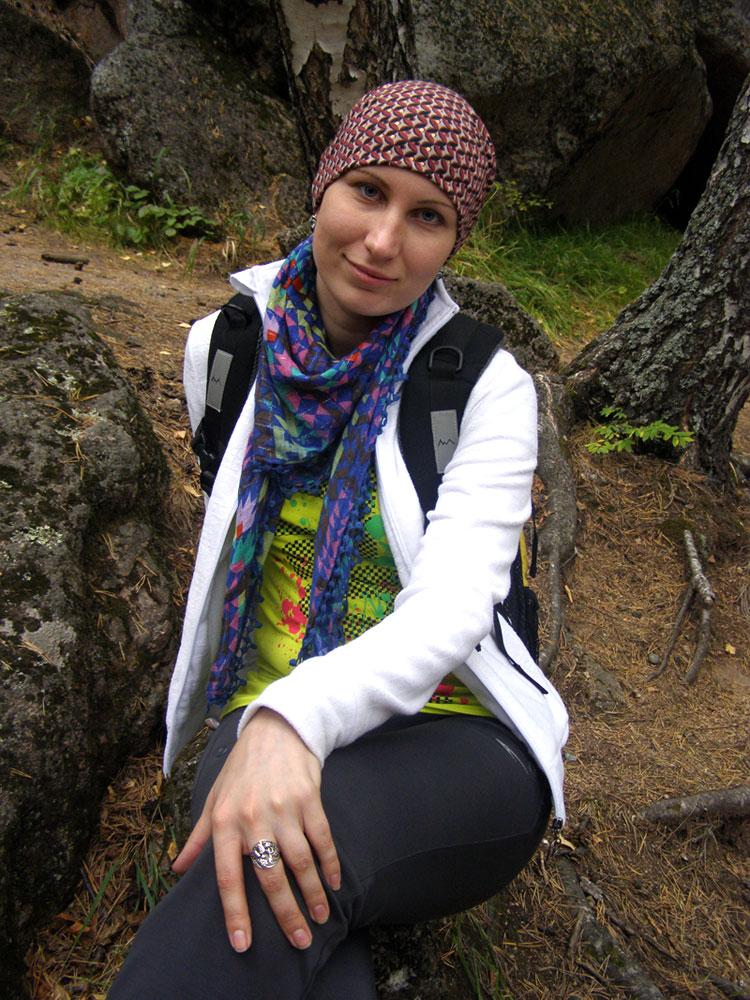 «Аня была спортивной девушкой: часто ходила в горы»