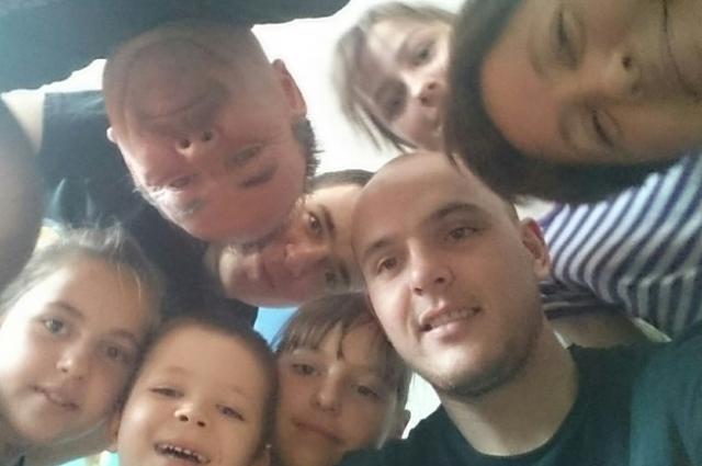 В семье Кудрявцевых все с детства приучены к труду.