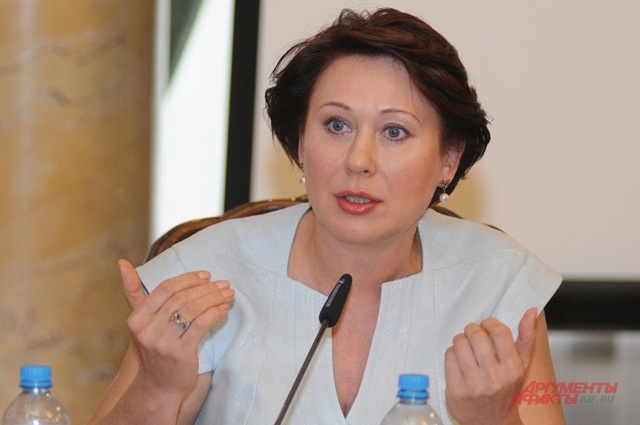 Альбина Дударева.