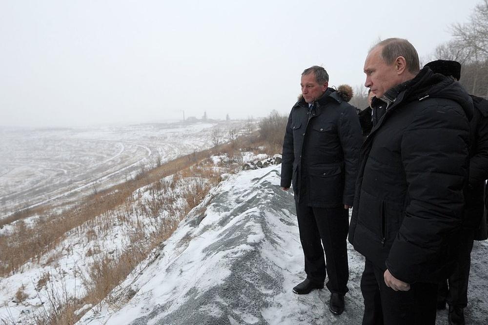 Владимир Путин, когда он побывал на Коркинском угольном разрезе, имел в виду совершенно иное развитие ситуации.