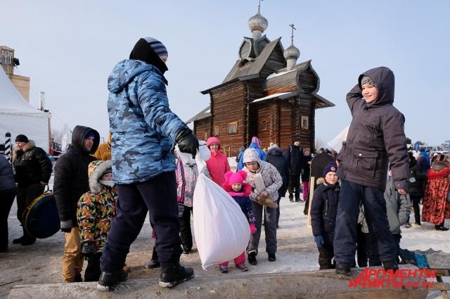 В Хохловке в зимние каникулы будет много развлекательных мероприятий.