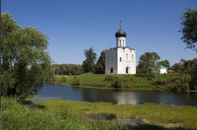 Церковь Покрова-на-Нерли/