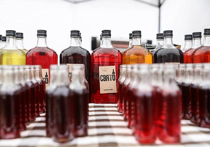 Фестиваль крафтовых напитков Nalivka