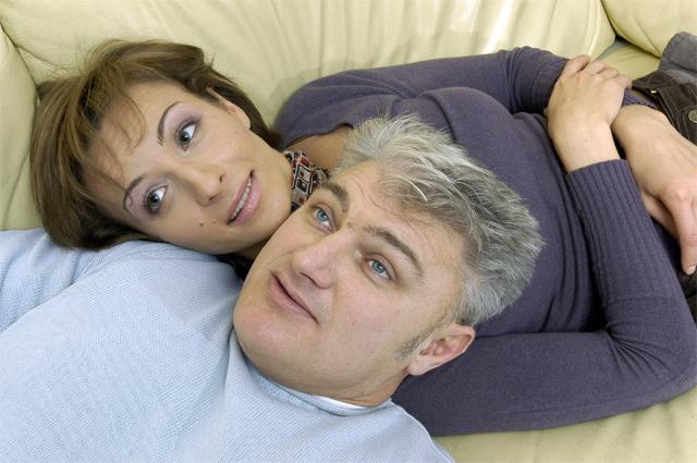 Владимир Турчинский с женой Ириной.
