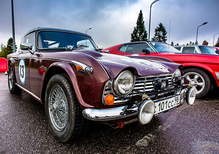 Фестиваль Old Car Land