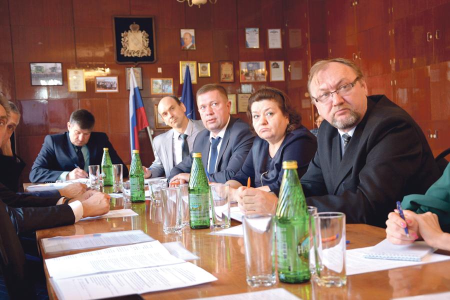 На протяжении пяти лет Льговский район работает с КурскАтомЭнергоСбытом.
