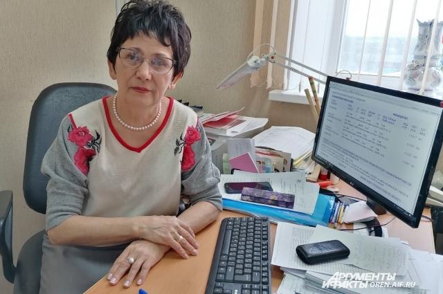 Равиля Хисамутдинова - профессор, преподаватель, хранитель истории.