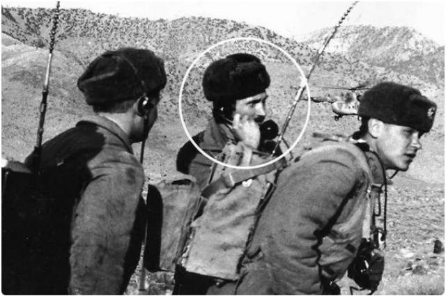 В Афганистане во время выполнения боевого задания.