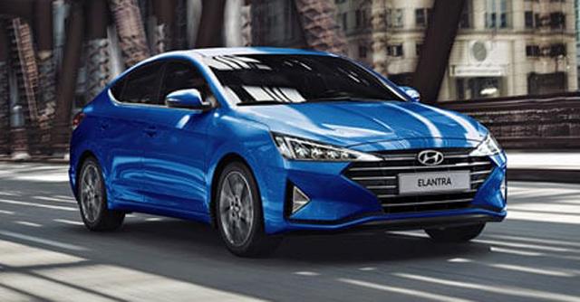 Hyundai Elantra.
